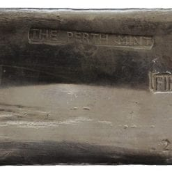 VINTAGE Rare Perth Mint 250oz .999 Silver Cast Bar