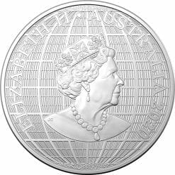 2020 Beneath The Southern Skies Silver 1oz